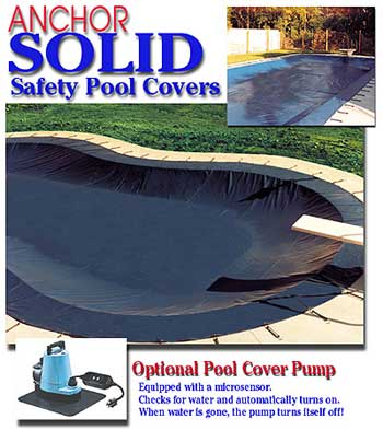Anchor Solid Safety Cover